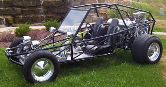 Stalker – Affordable Stlye  – Berrien Buggy by Acme