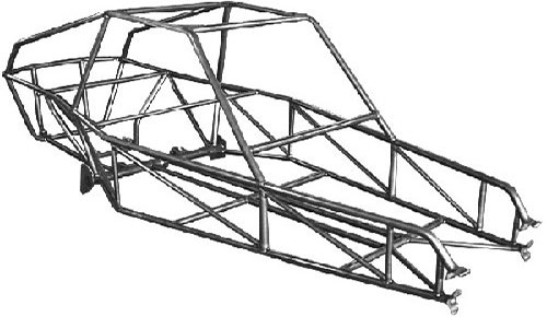 stalker 2 seat - Dune Buggy Frames For Sale