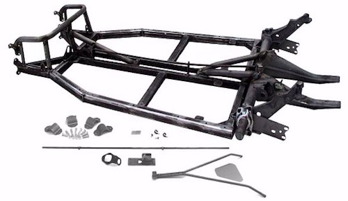 Dune Buggy Chassis Berrien Buggy By Acme